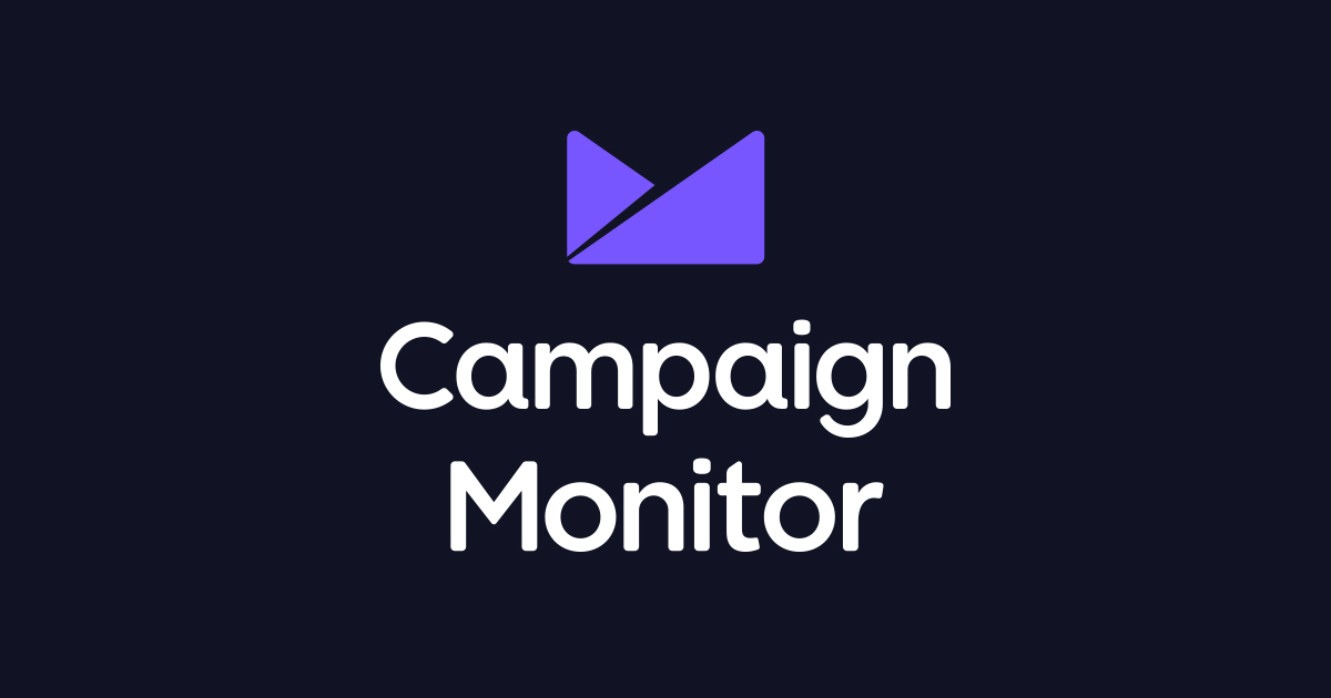 Giving back to the web community - Our Customers - Campaign Monitor