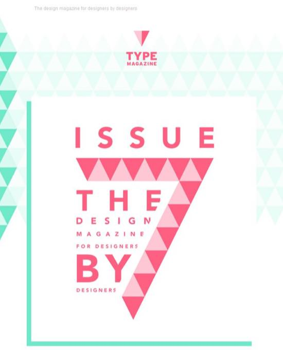 Type Magazine Newsletters Email Template
