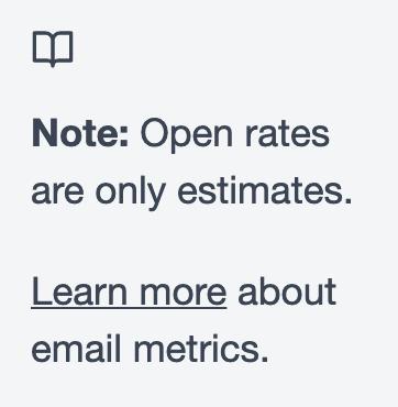 یادآوری معیارهای ایمیل